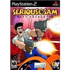 Serious Sam Next Encounter- PS2 Game