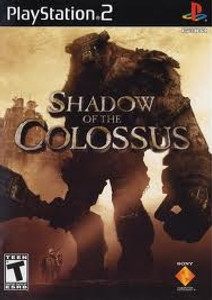 Shadow of the Colossus - PS2 Game