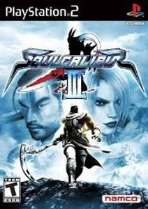 Soul Calibur III - PS2 Game