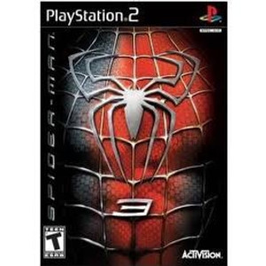 Spider-Man 3 - PS2 Game