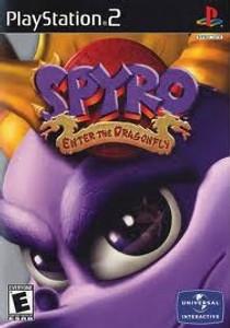 Spyro Enter the Dragon - PS2 Game