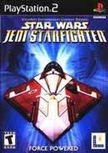 Star Wars Jedi Starfighter - PS2 Game