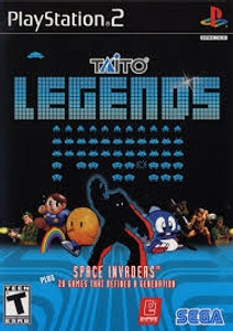 Taito Legends - PS2 Game