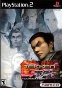 Tekken Tag Tournament - PS2 Game