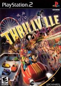 Thrillville - PS2 Game
