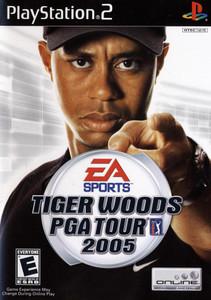 Tiger Woods PGA Tour 05 - PS2 Game