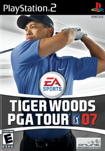 Tiger Woods PGA Tour 07 - PS2 Game