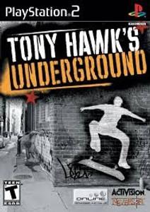 Tony Hawk's Underground - PS2 Game