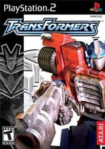 Transformers - PS2 Game