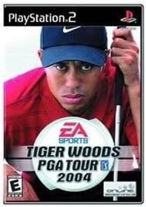 Tiger Woods PGA Tour 2004 - PS2 Game