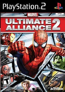 Ultimate Alliance 2 - PS2 Game