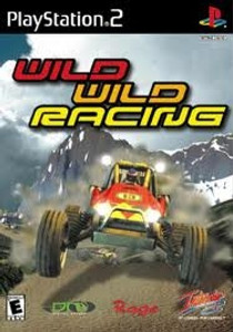 Wild Wild Racing - PS2 Game