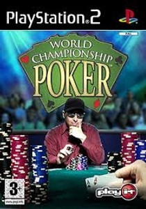 World Championship Poker - PS2 Game