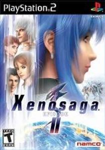 Xenosaga Episode II- PS2 Game