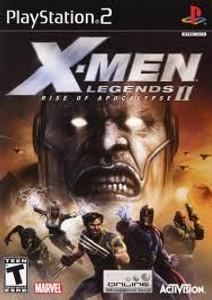 X-Men Legends 2 - PS2 Game
