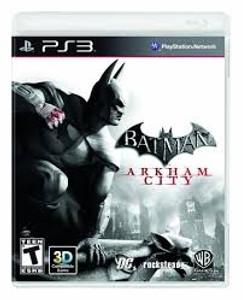 Batman Arkham City - PS3 Game