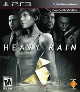 Heavy Rain - PS3 Game
