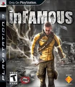 inFamous - PS3 Game