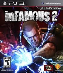 InFamous 2 - PS3 Game