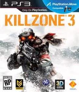Killzone 3 - PS3 Game