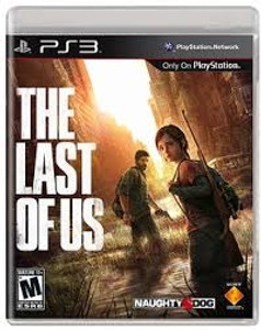 Last Of Us - PS3 Game