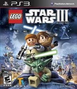 Lego Star Wars III - PS3 Game