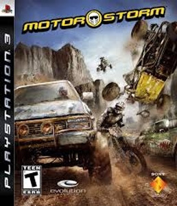 Motor Storm - PS3 Game