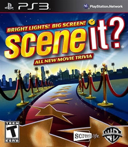 Scene It? - PS3 Game