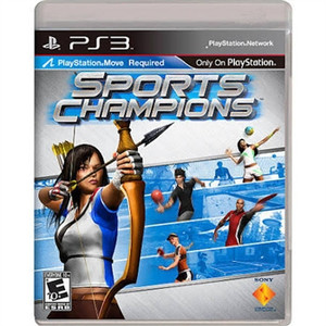 Sports Champions (Move Required)- PS3 Game