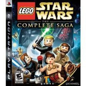 Lego Star Wars Complete Saga - PS3 Game