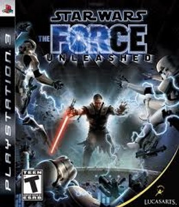 Star Wars The Force Unleashed - PS3 Game