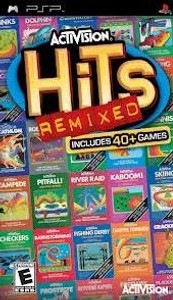 Activision Hits Remixed -  PSP Game