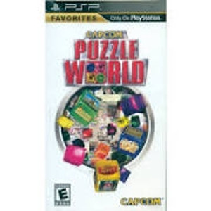Capcom Puzzle World - PSP Game