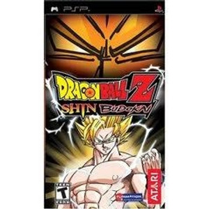 DragonBall Z Shin Budokai - PSP Game