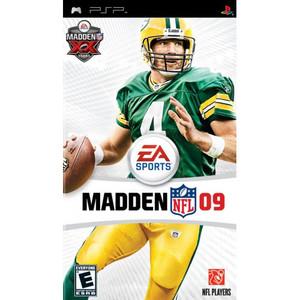 Madden 09 - PSP Game