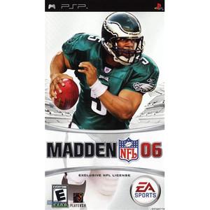 Madden 06 - PSP Game