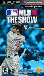 MLB 10 The Show -  PSP Game