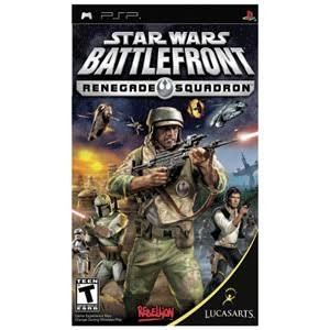 Star Wars Battlefront Renegade Squadron - PSP Game