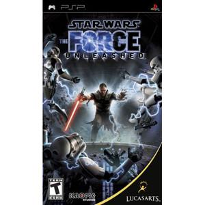 Star Wars Force Unleashed - PSP Game