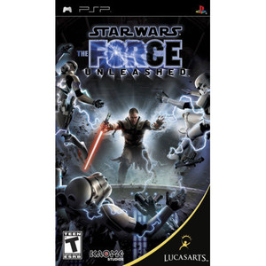 Star Wars Force Unleashed - PSP Game