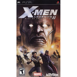 X-Men Legends II - PSP Game