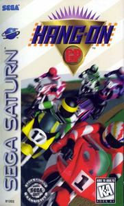 Hang-On GP - Sega Saturn Game Hang-On GP - Sega Saturn Game