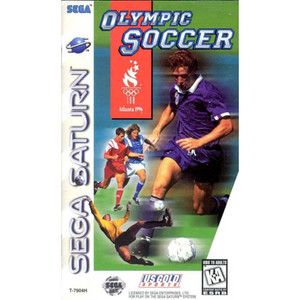 Olympic Soccer - Saturn Game