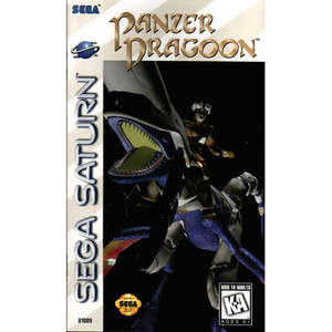 Panzer Dragoon - Saturn Game