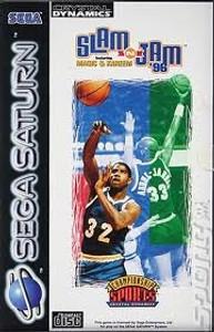 Slam 'N Jam '96 - Saturn Game