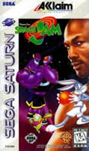 Space Jam - Sega Saturn Game
