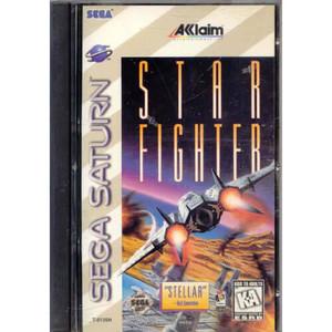 Star Fighter - Saturn Game