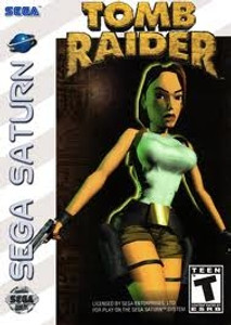 Tomb Raider - Saturn Game