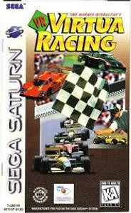 Virtua Racing - Saturn Game