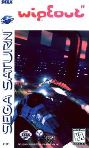 Wipeout - Saturn Game
